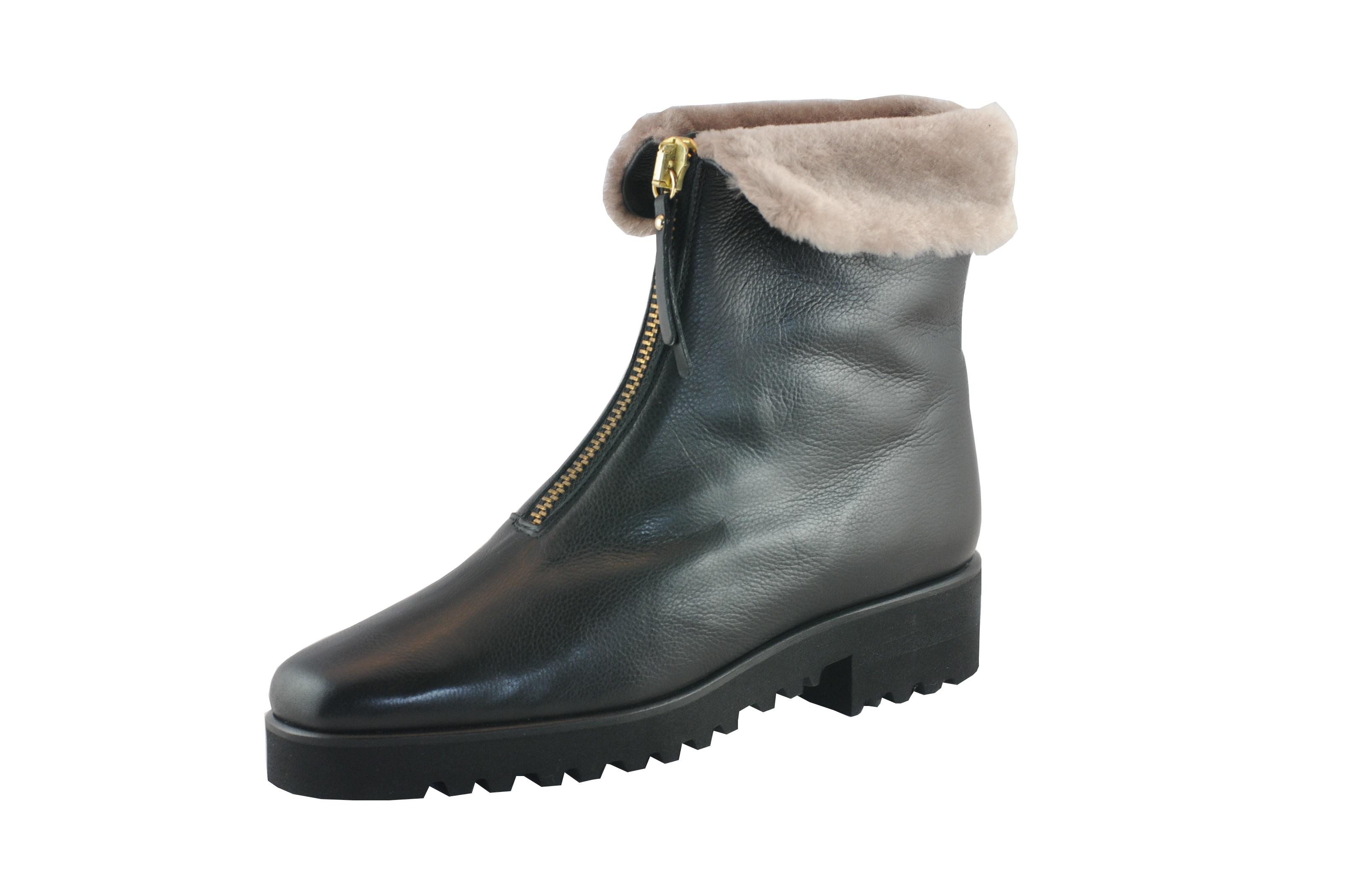 Schuh Ober Moda di Fausto Damen Stiefel, Stiefeletten und 7aSGG